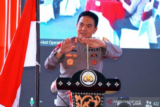 1.172 anggota TNI dan Polri di NTB dilatih jadi petugas vaksinasi