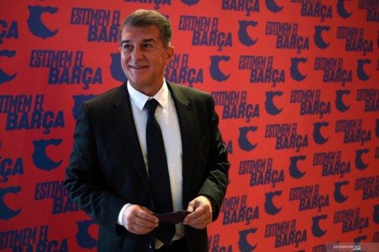 Joan Laporta: Messi akan pergi bila saya gagal jadi presiden Barca