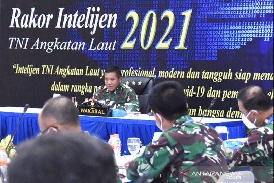 Intelijen TNI AL diminta perluas kerja sama demi perkuat kinerja