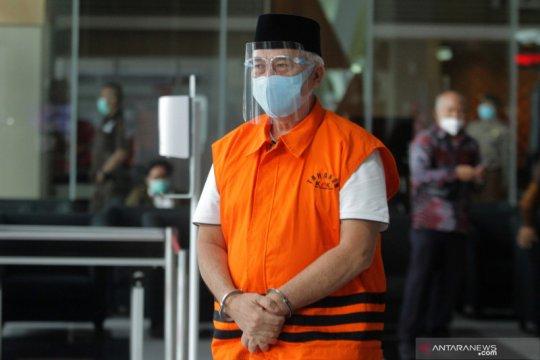Kasus Bupati Banggai Laut nonaktif Wenny Bukamo segera disidangkan
