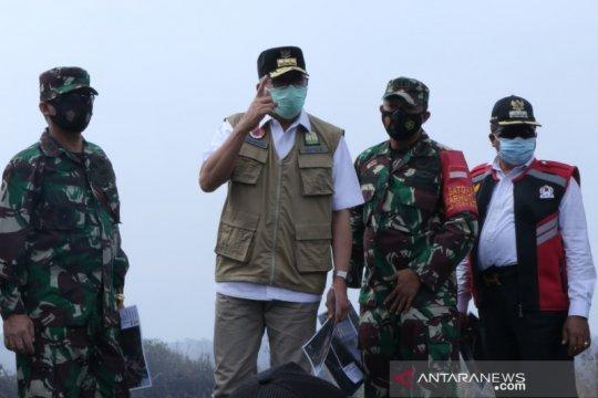 Penanganan Karhutla di Aceh sudah sesuai instruksi Presiden