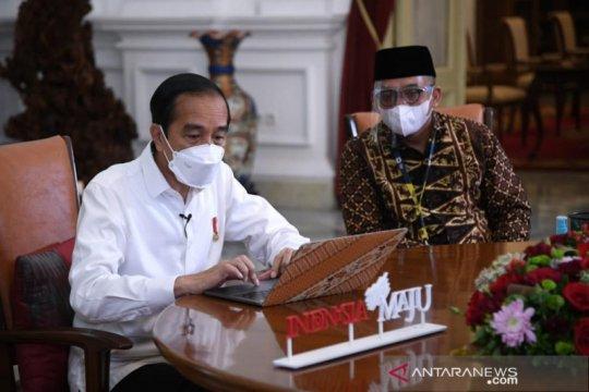 Presiden Jokowi resmikan kampus baru Untirta di Serang