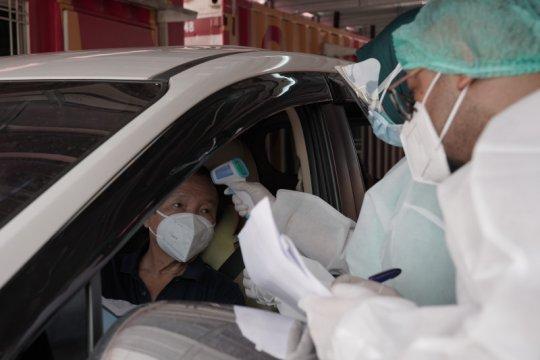 """IDI harap vaksinasi COVID-19 """"drive thru"""" bisa di seluruh Indonesia"""