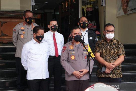 Polda Metro Jaya-Kemen ATR/BPN perkuat kerja sama berantas mafia tanah