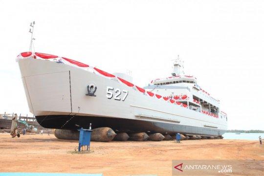 Kasal luncurkan kapal angkut tank untuk penuhi MEF III