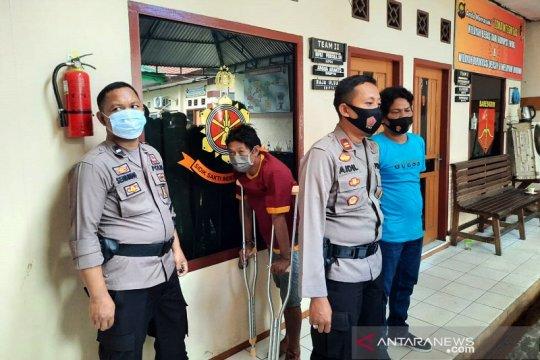 Beraksi di Batam dan Jakarta, pelaku curanmor ditangkap di Jambi