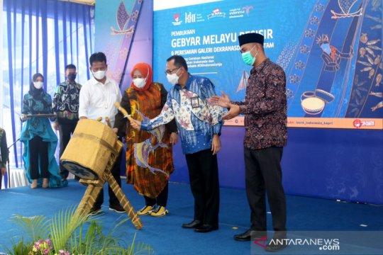 BI Kepri dukung Gernas BBI melalui Gebyar Melayu Pesisir