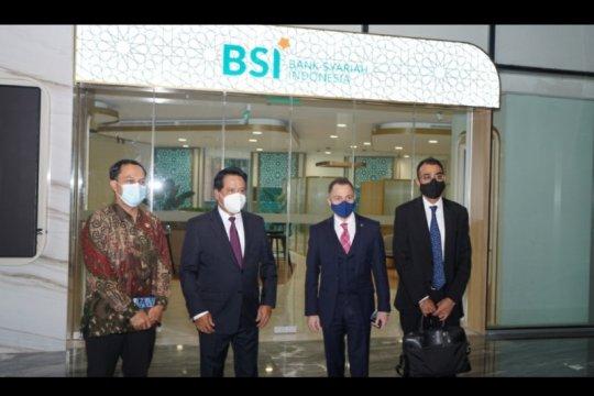 Bank Syariah Indonesia jajaki kerja sama dengan Dubai Islamic Bank