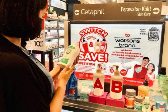 "Watson ""Switch & Save"" usung gaya hidup sehat dan hemat"