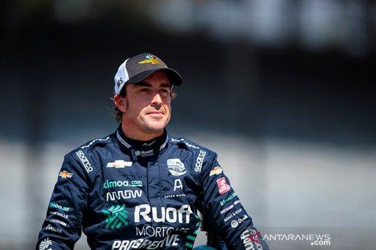 Alonso dinyatakan fit untuk jalani tes pramusim