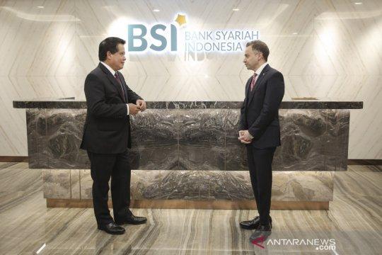 Bank Syariah Indonesia bekerja sama dengan Dubai Islamic Bank