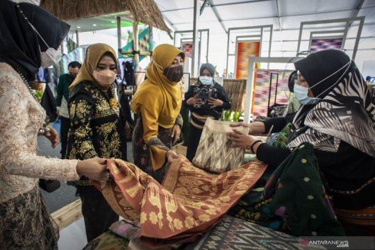 Pameran UMKM KKI 2021 Eksotisme Lombok