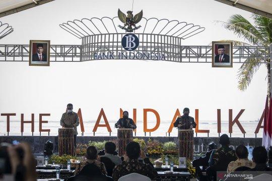 Pembukaan Karya Kreatif Indonesia 2021 Eksotisme Lombok