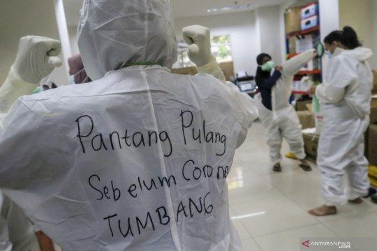 Setahun COVID-19: Perjuangan tenaga kesehatan dalam menanggulangi pandemi
