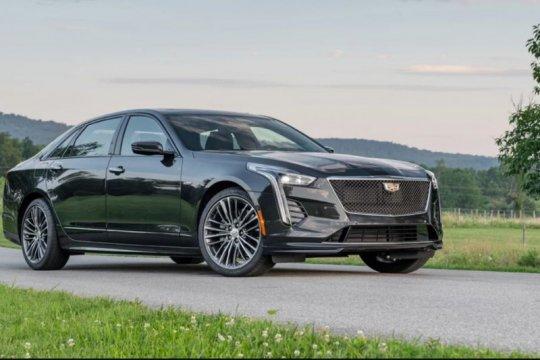 Cadillac akan luncurkan lebih banyak model Blackwing