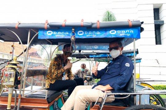 BI gandeng DANA wujudkan ekosistem digital di obyek wisata Yogyakarta