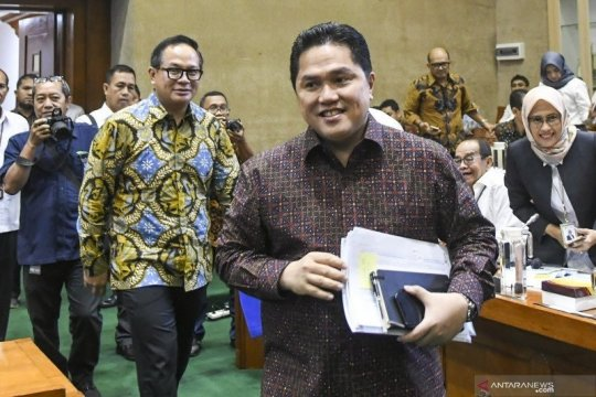 Erick Thohir ingin transparansi penggunaan anggaran PMN
