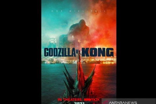 """""""Godzilla vs. Kong"""" tayang perdana di China 26 Maret"""