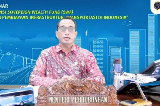Menhub sambut hadirnya LPI untuk pembiayaan infrastruktur