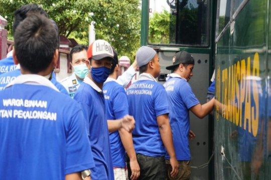 50 warga binaan dipindahkan kembali ke Lapas Pekalongan pascabanjir