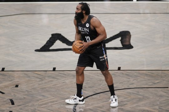 Harden pimpin Nets bungkam Houston Rockets