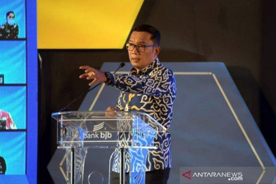 Ridwan Kamil kaget terseret polemik Partai Demokrat