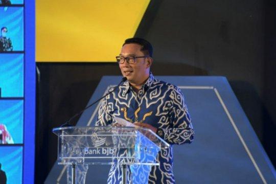 Gubernur Jabar dorong BUMD perkuat kolaborasi