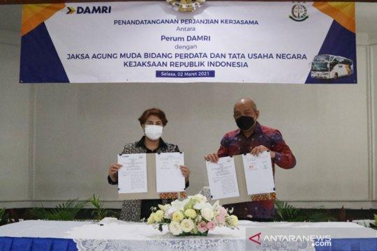 DAMRI jalin kerja sama dengan Kejaksaan Republik Indonesia