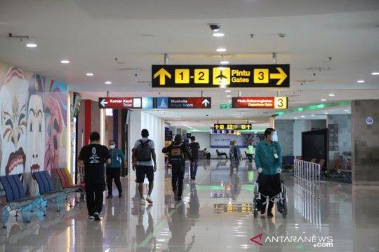Bandara Bali layani 157 ribu penumpang selama Februari 2021