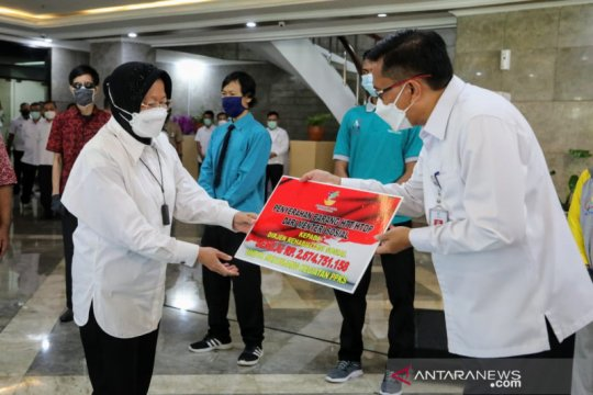 Mensos serahkan barang HTT kepada lansia dan PPKS senilai Rp3,5 miliar