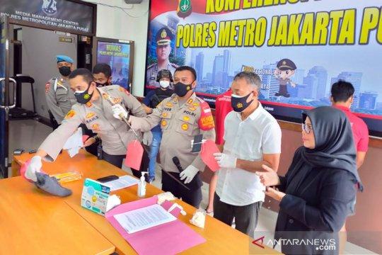 """Kapolsektro Menteng: Pembacok polisi kerap cari """"lawan"""" tawuran"""