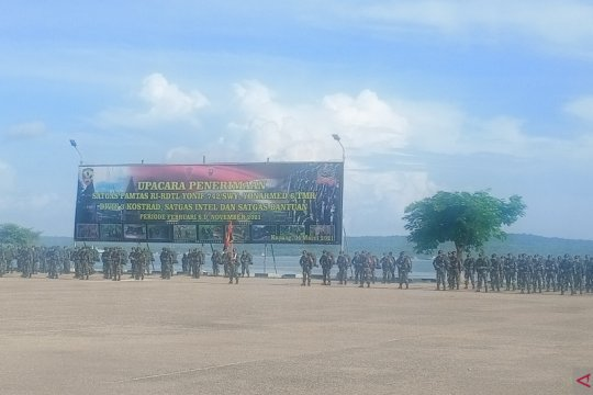 Dua Batalyon TNI AD ditugaskan jaga perbatasan RI-RDTL
