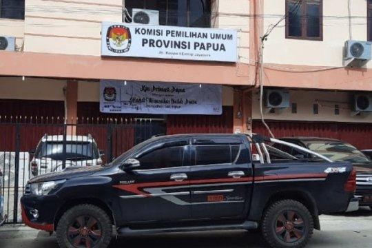 Empat anggota KPU Provinsi Papua diberhentikan