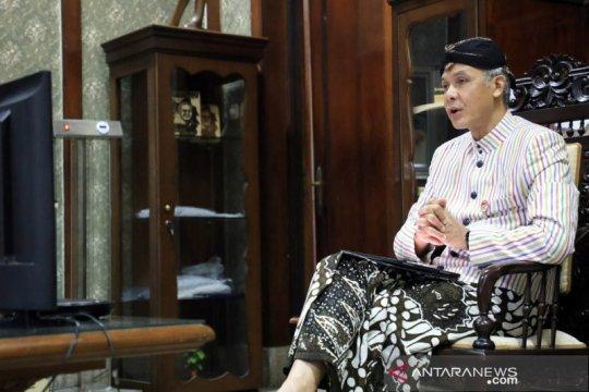 Ganjar Pranowo minta rencana impor beras diperhitungkan matang