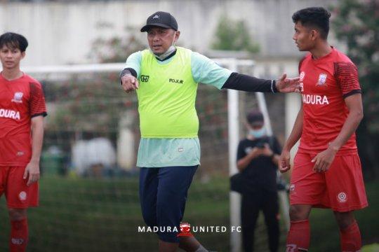 Madura United kembali berburu pemain lokal untuk lengkapi skuad