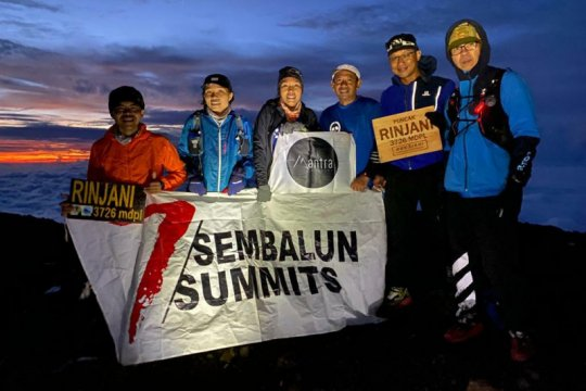 Denyut Sembalun Seven Summits bagi perekonomian warga