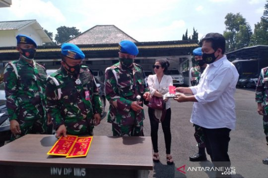 Denpom Siliwangi limpahkan kasus pamer mobil plat TNI palsu ke polisi