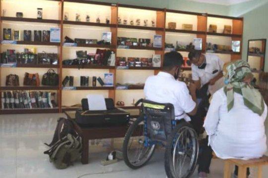 BBRSPDI Temanggung miliki sentra kreasi atensi penyandang disabilitas