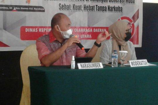 BNNP Sulut edukasi hingga ke desa-kelurahan cegah Narkoba
