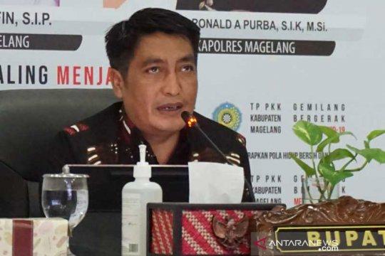 Pemkab Magelang siapkan anggaran Rp108 miliar untuk Pilkada 2024