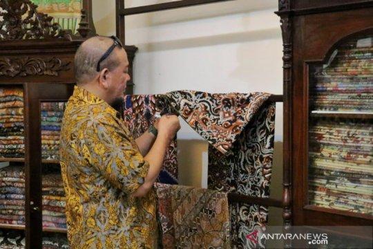 Ketua DPD: Kain batik antibakteri inovasi yang harus dikembangkan
