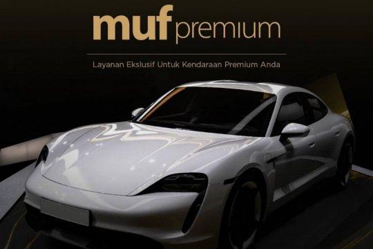 Mandiri Utama Finance layani pembiayaan kendaraan premium