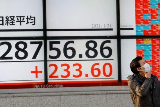 Saham Asia diperkirakan jatuh saat imbal hasil obligasi AS naik