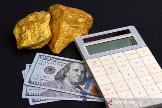 "Imbal hasil obligasi  dan ""greenback"" menguat, emas jatuh 17,8 dolar"