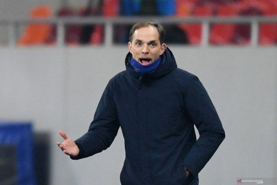 Thomas Tuchel: Chelsea pantas meraih kemenangan atas Liverpool