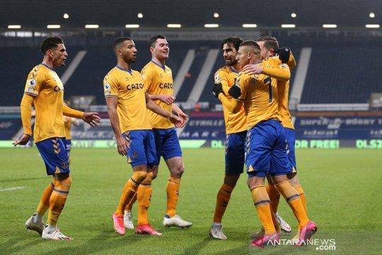 Posisi Everton buah kerja keras tim, kata Ancelotti