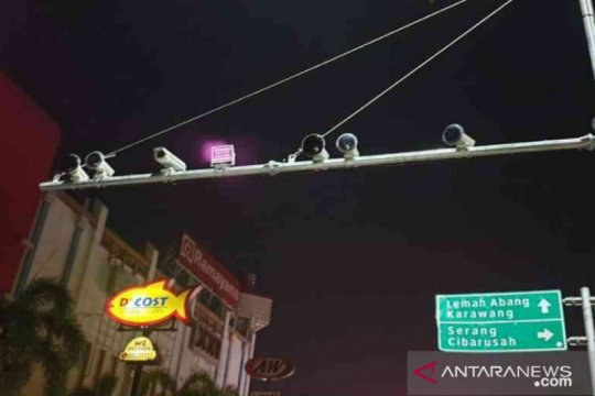 Kabupaten Bekasi pasang 10 kamera pengawas tilang elektronik