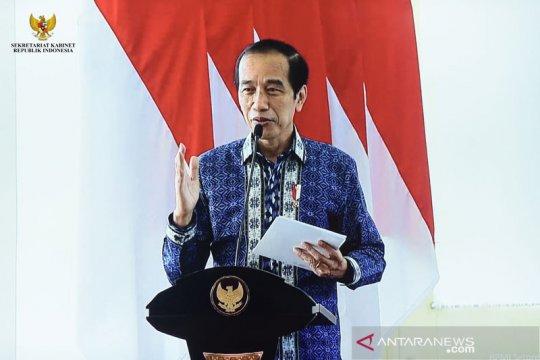 Presiden Jokowi: Kawal kolaborasi investor besar-pengusaha daerah
