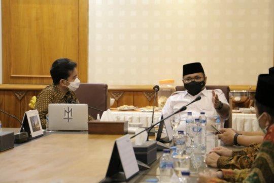Gibran dan Menag persiapkan pembangunan masjid dari Pangeran UEA
