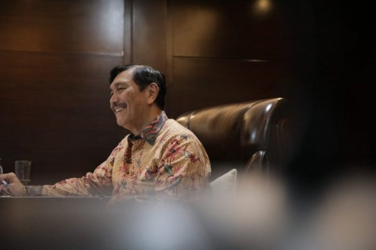 Luhut minta pembangunan infrastruktur di Yogyakarta rampung 2024